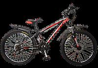 """Велосипед подростковый Titan Spider 24"""" стальная рама"""