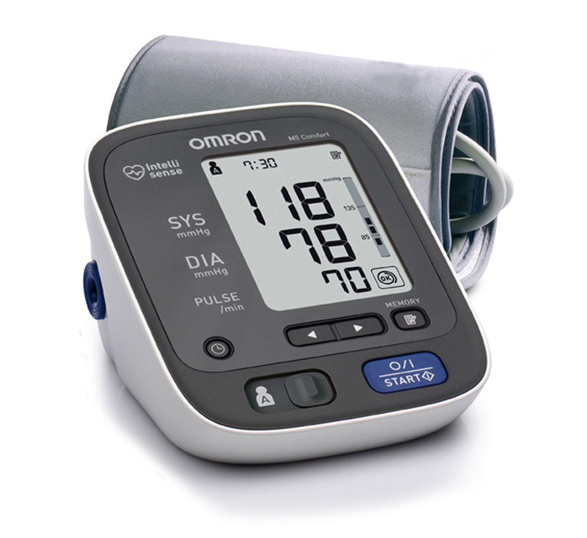 Измеритель артериального давления Omron M5 Comfort (HEM-7224-ARU)