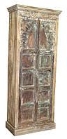 Індійська дерев'яна шафа 'ART' 90