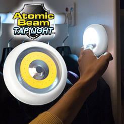 Контактный светильник One tap Atomic Beam Tap Light