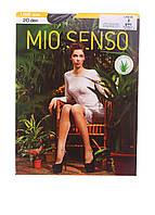 """Колготки Mio Senso """"LIME 20 den"""" grey, size 2, фото 1"""