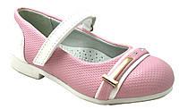 Детские нарядные туфли для девочки Clibee Польша размеры 25-30