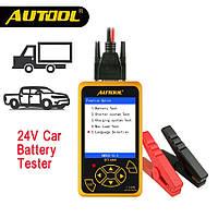 Тестер АКБ Autool BT460 анализатор автомобильных аккумуляторов, фото 1