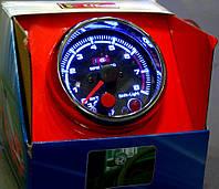 MAXSPORT - Тахометр с LED-подсветкой дисплея и индикатором переключения скоростей LED 7781CK/Z BL