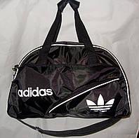 Женская спортивная сумка Adidas 013076 черная копия, фото 1