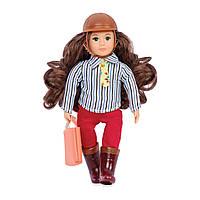 Кукла LORI 15 см Наездница Тиган LO31031Z