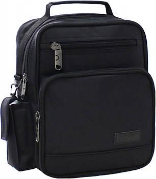 Украина Мужская сумка Bagland Mr.Jack 7 л. Чёрный (0026670), фото 2