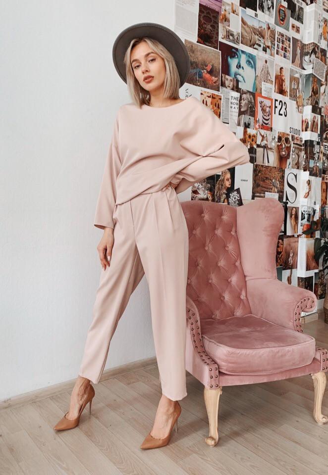 c39259f4d7f Женский классический молодежный костюм новинка 2019 - Интернет- магазин