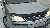 Дефлектор капота (мухобойка) FORD MONDEO 2000-2006 (Форд Мондео) SIM