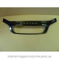Дефлектор капота (мухобойка) Opel Zafira A с 1999-2006 г.в. (Опель Зафира А) Vip Tuning