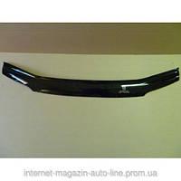 Дефлектор капота (мухобойка) Peugeot 306 с 1993-1997 г.в. (Пежо 306) Vip Tuning