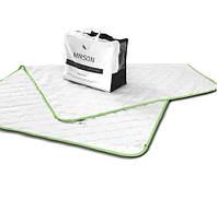 Одеяло с натуральным наполнителем из эвкалиптового волокна Тенцел MirSon 0359 лето 140х205 см