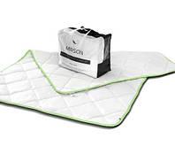 Одеяло с натуральным наполнителем из эвкалиптового волокна Тенцел MirSon 0360 деми 140х205 см