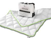 Зимнее одеяло с натуральным наполнителем из эвкалиптового волокна Тенцел MirSon 0361 140х205 см