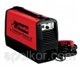 Плазменная резка Telwin Technology Plasma 54 Kompressor