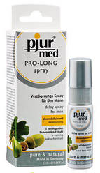 Спрей, що подовжує статевий акт pjur med Pro - Long SPRAY 20 мл
