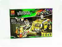 Конструктор Ninja Turtles «Освобождение фургона черепашек»