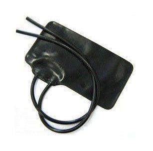 Камера резиновая импортная 2-х трубочная в силиконовой смазке 22Х12см. В упаковке.