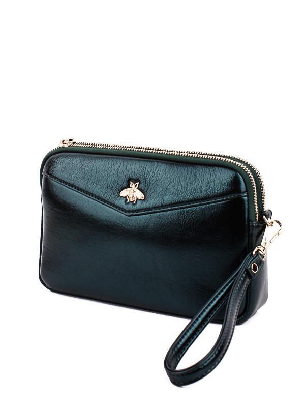 2cb979e56070 Маленькая женская сумка с длинным ремешком и дополнительным ремешком на  запястье, цена 690 грн., купить в Белой Церкви — Prom.ua (ID#918434751)