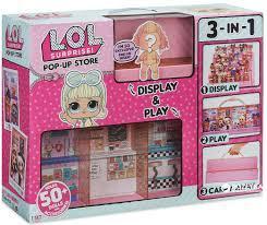 Игровой набор L.O.L. Модный подиум 3-в-1, оригинал, MGA 552314
