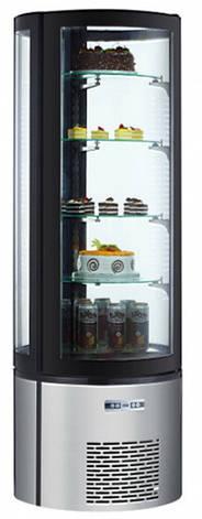 Витрина холодильная EWT INOX ARC400R, фото 2