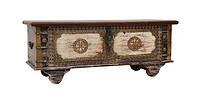 Індійська дерев'яна скриння 116cm