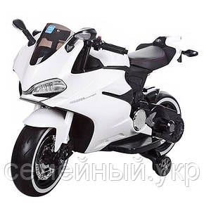 Детский мотоцикл M 3467-1 EL Honda Bambi, фото 2