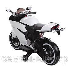 Детский мотоцикл M 3467-1 EL Honda Bambi, фото 3