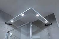 Карниз с подсветкой для душевой кабины Aquaform