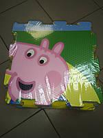 Детский коврик - Пазлы формовые арт. E006/E007/E009