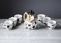 Чайный сервиз Футболист