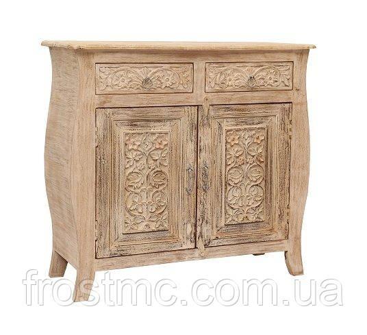Індійський дерев'яний комод 93cm