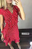 Женское летнее платье в горошек, фото 9