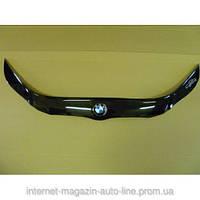 Дефлектор капота (мухобойка) BMW 5 серии (60 кузов) с 2003 г.в. (БМВ 5) Vip Tuning