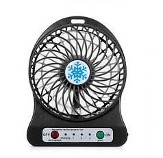 Настольный вентилятор UKC xsfs-01 Black
