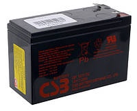 Акумулятор  CSB GP1272F2, 12V 7,2Ah (28W)