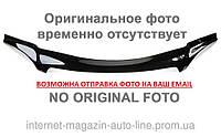 Дефлектор капота (мухобойка) TOYOTA Kluger V с 2000-2007 г.в. (Тойота Клюгер) Vip Tuning