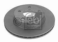 Тормозной  диск Передний  Ф 276 x 22  мм