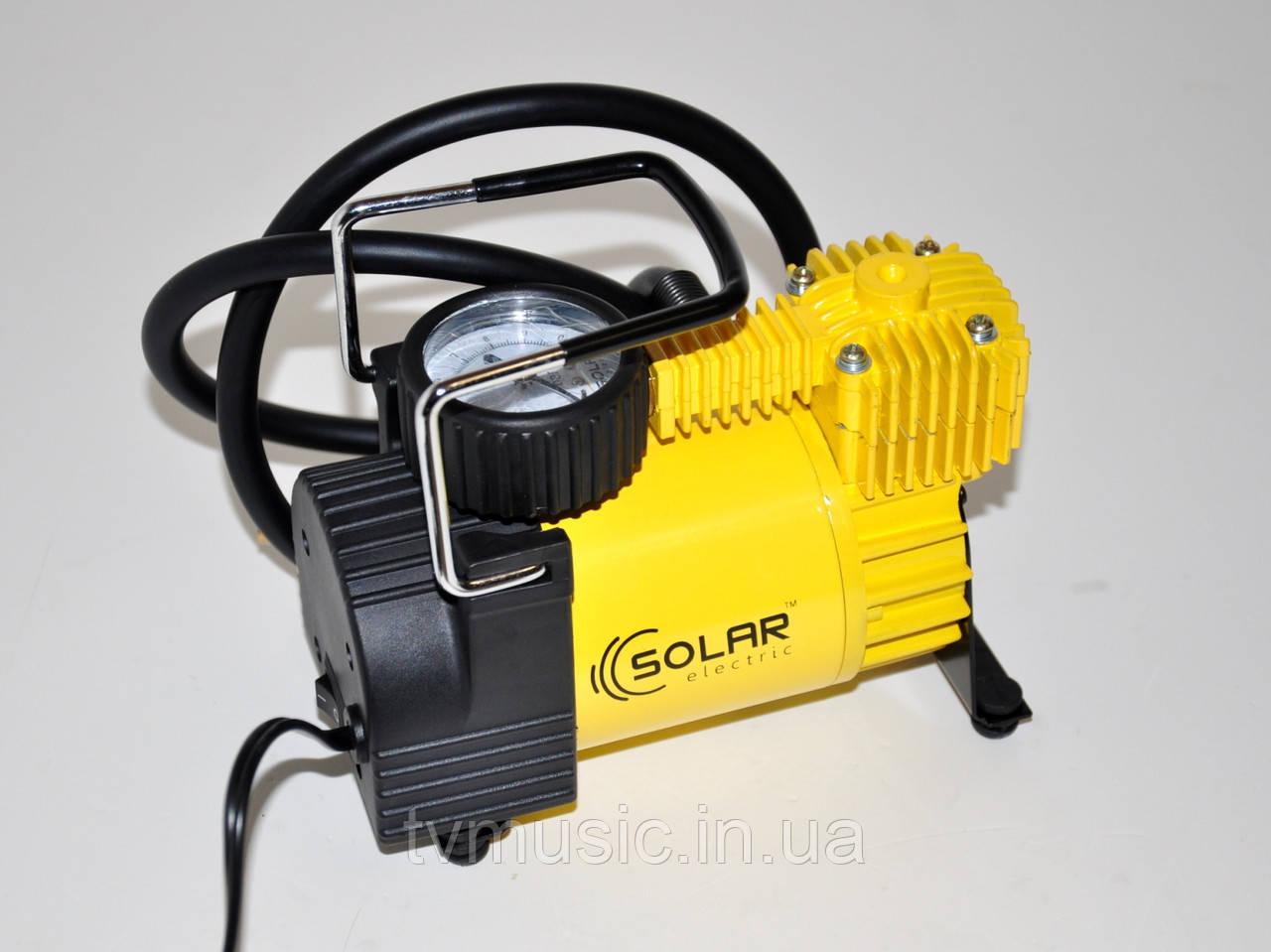 Компрессор автомобильный Solar AR 201