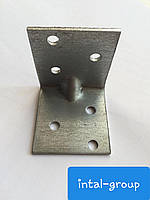 Уголок с ребром жесткости 40х40х40 2мм