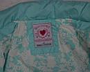Ветровка с капюшоном для девочки голубая (GLO-story, Венгрия ), фото 8