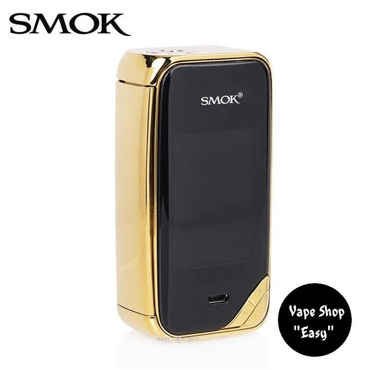 Бокс мод SMOK X-Priv 225W TC Box MOD Gold (Оригинал).