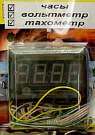 NOVATOR - Часы, вольтметр и тахометр с цифровым дисплеем