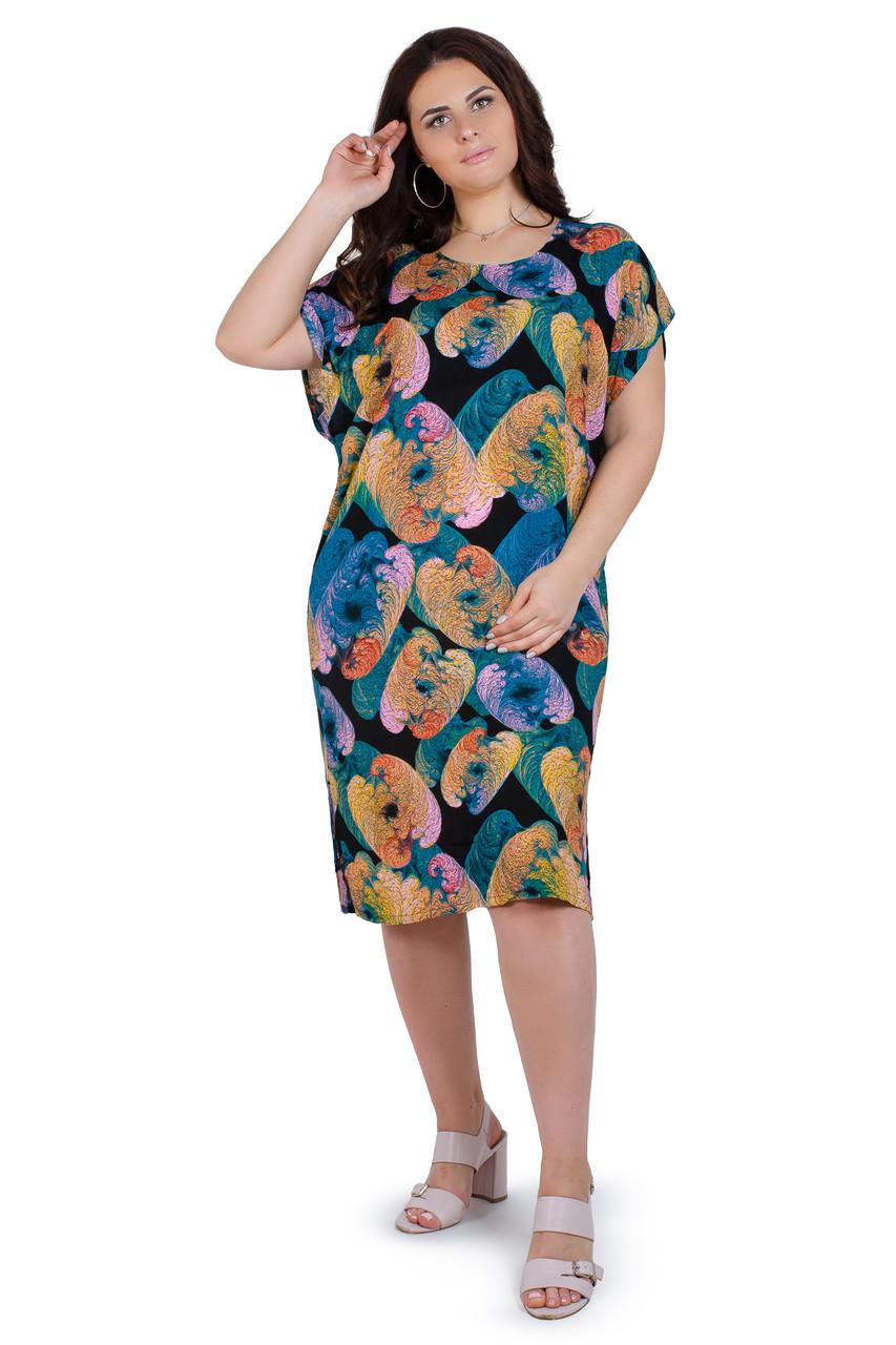 Женское летнее платье 055-1