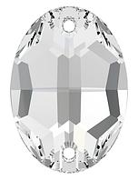 Стразы Swarovski пришивные 3210 Crystal