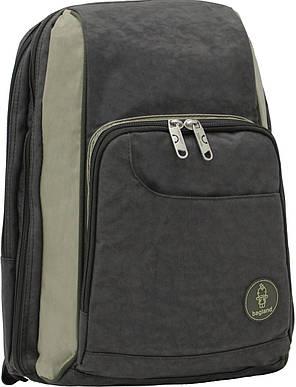 Украина Школьный рюкзак Bagland Стингер 16 л. Хаки/оливка (0014970), фото 2