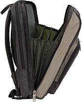 Украина Школьный рюкзак Bagland Стингер 16 л. Хаки/оливка (0014970), фото 3