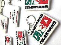 Брелки для ключей с логотипом любой сложности от производителя в Украине