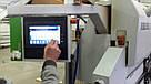 Biesse Roxyl 4.5 кромкооблицовочный станок б/у 2011г. с прифуговкой, фото 4