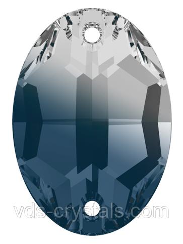 Стрази Swarovski пришивні 3210 Crystal Montana Blend